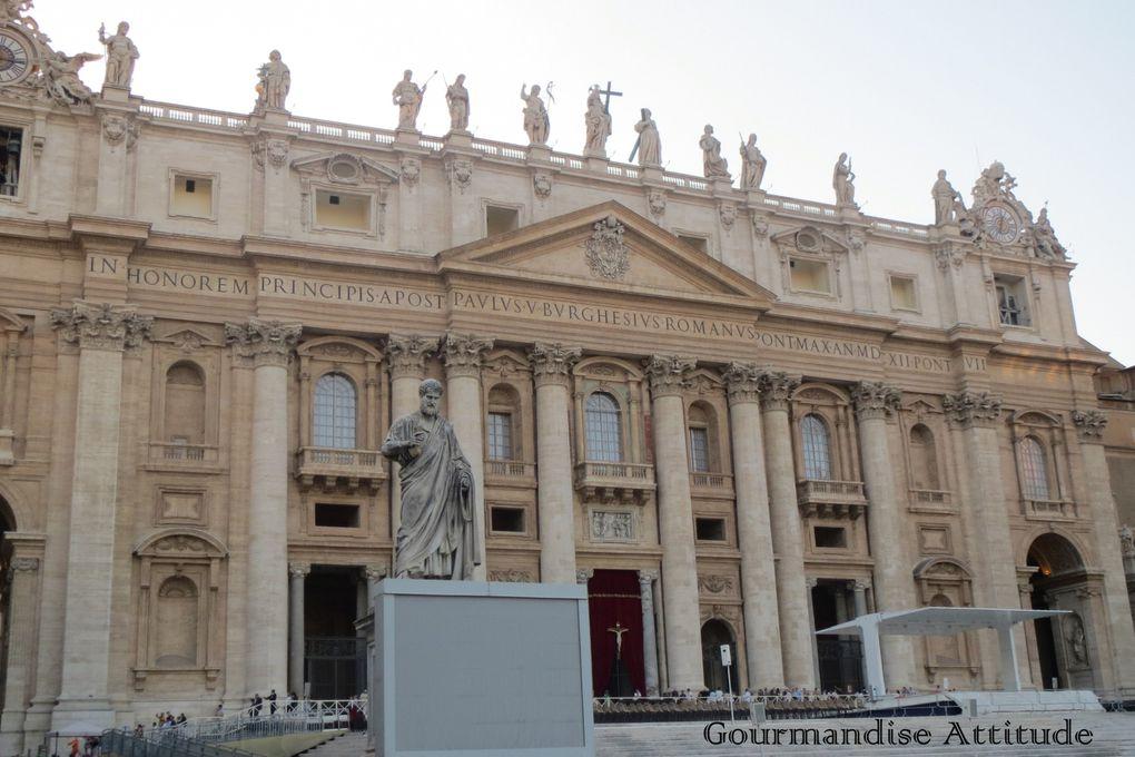 Septembre 2013 -  3 jours à Rome