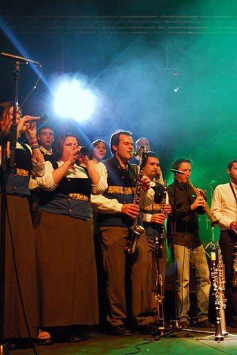 Spectacle du bagad Penhars, Le Pavillon Quimper, 10 décembre 2010