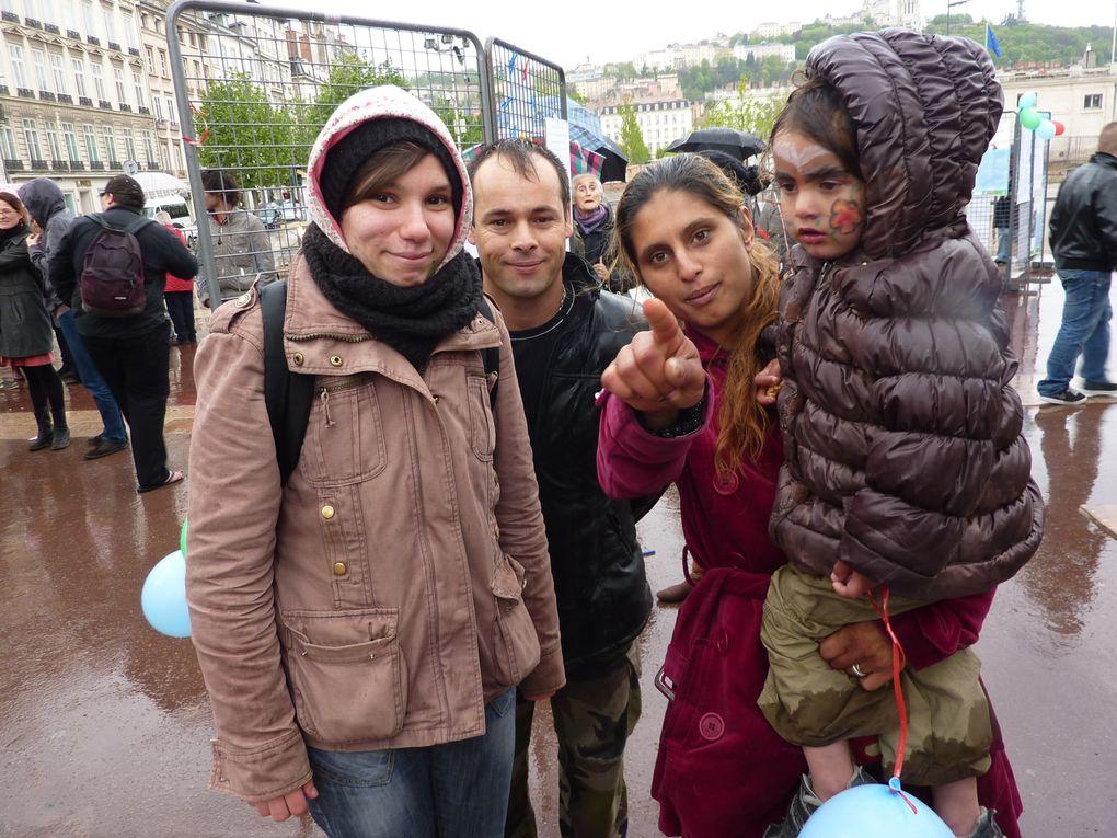 fête du peuple rrom du 21 avril 2012