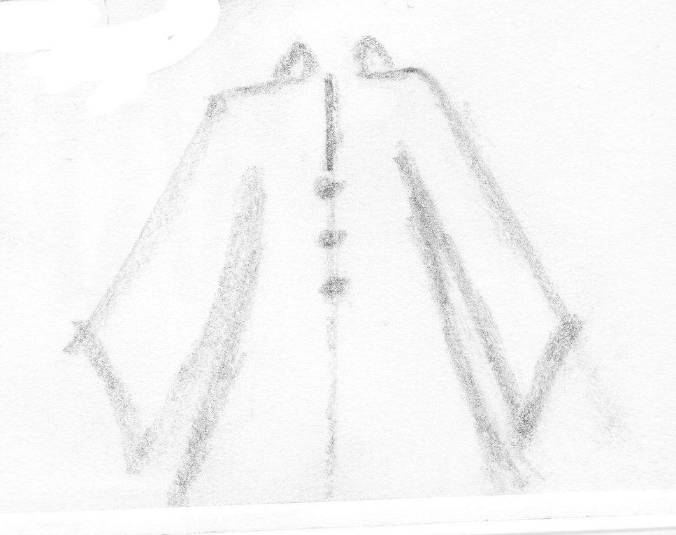Album - croquis vêtements