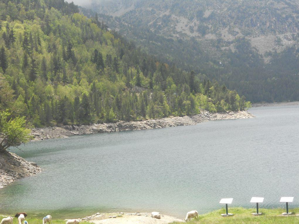 Saint -Lary et Hautes Pyrénées 2011