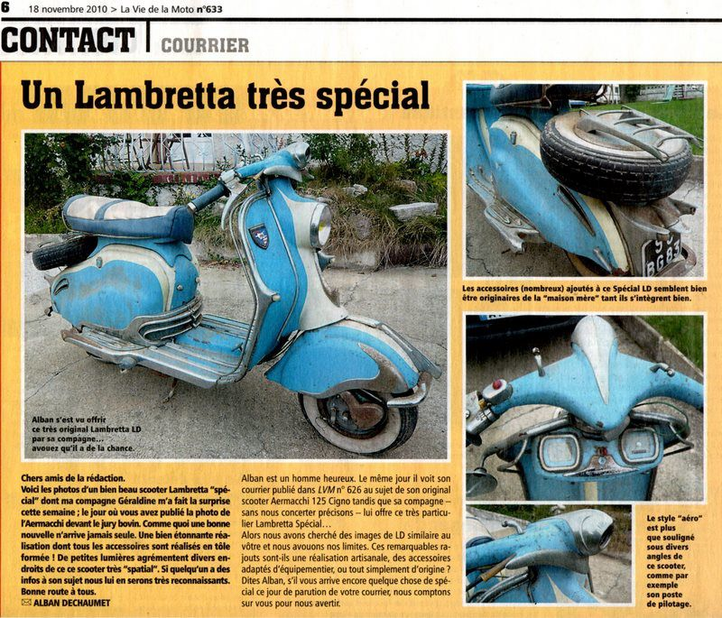 Album - Lambretta-LD-custom