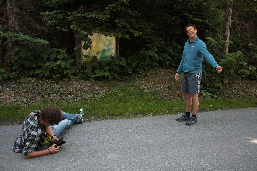 Toutes les photos de tournages prises par Laurie !