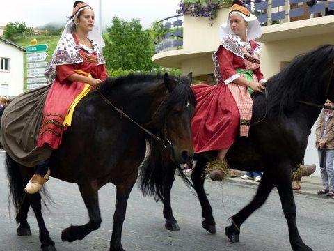 En Août 2011 à St Girons en Ariège