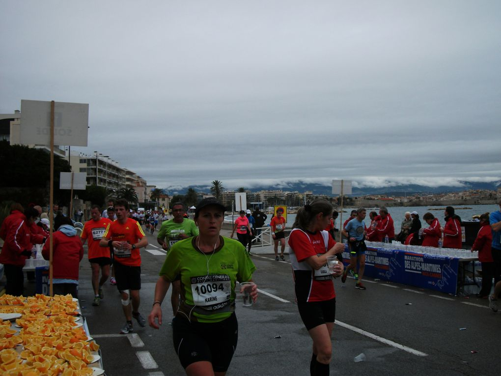 Album - MARATHON NICE-CANNES-2012---PLUS de 4H -No 1