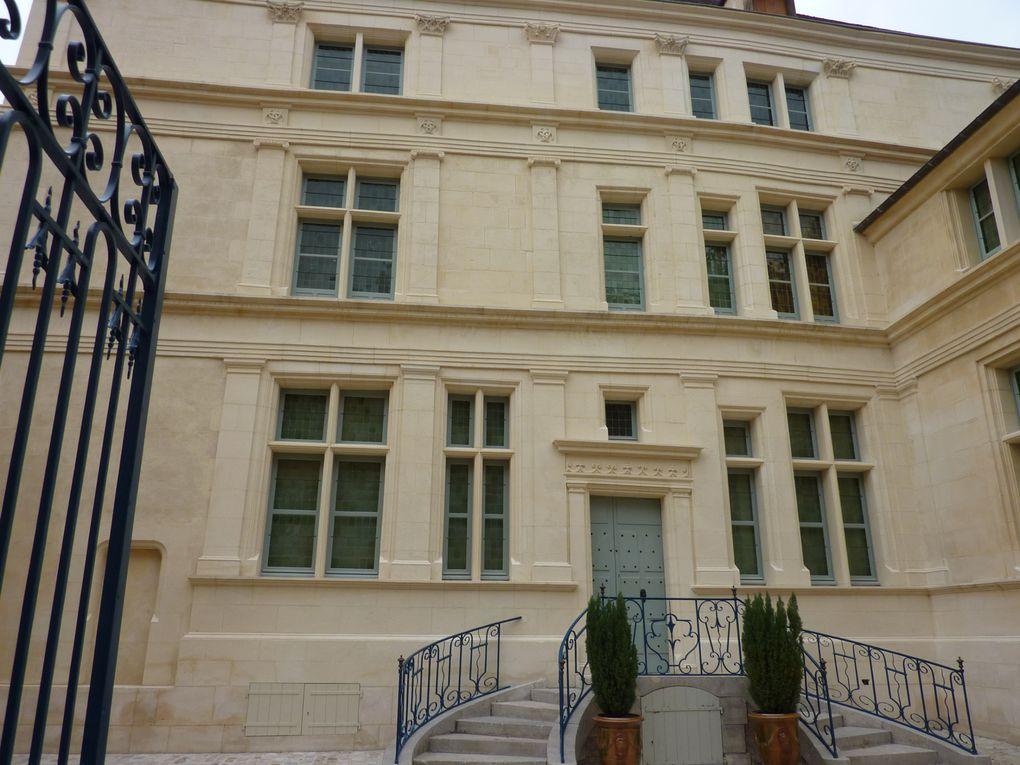 Le monument Américain, Jean De la Fontaine, Le musée de l'Hôtel Dieu la Marne ...