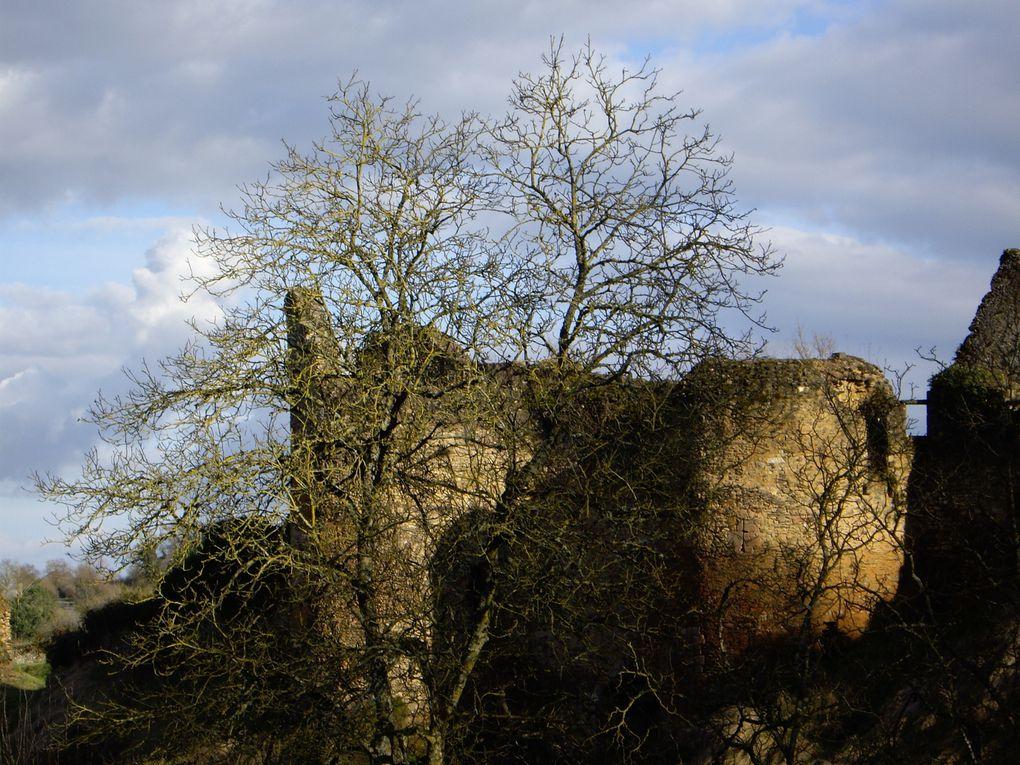 février-mars 2011. Chemin entre la Loire et Bergerac. Nevers, La Charité-sur-Loire, branche Nord par Bourges, Châteauroux, Neuvy-St-Sépulcre, Limoges, Périgueux, Bergerac.