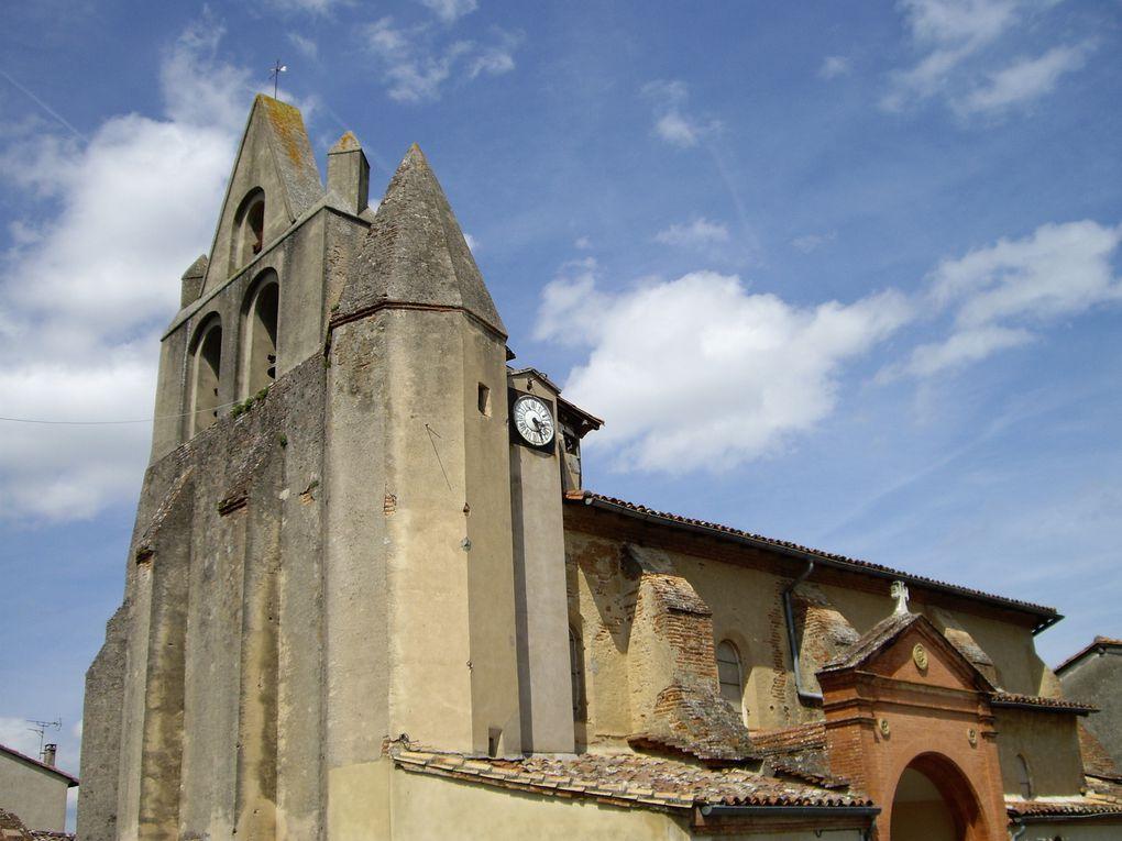 Album - Voie-jacquaire-secondaire : Toulouse-Sanctuaire de Livron