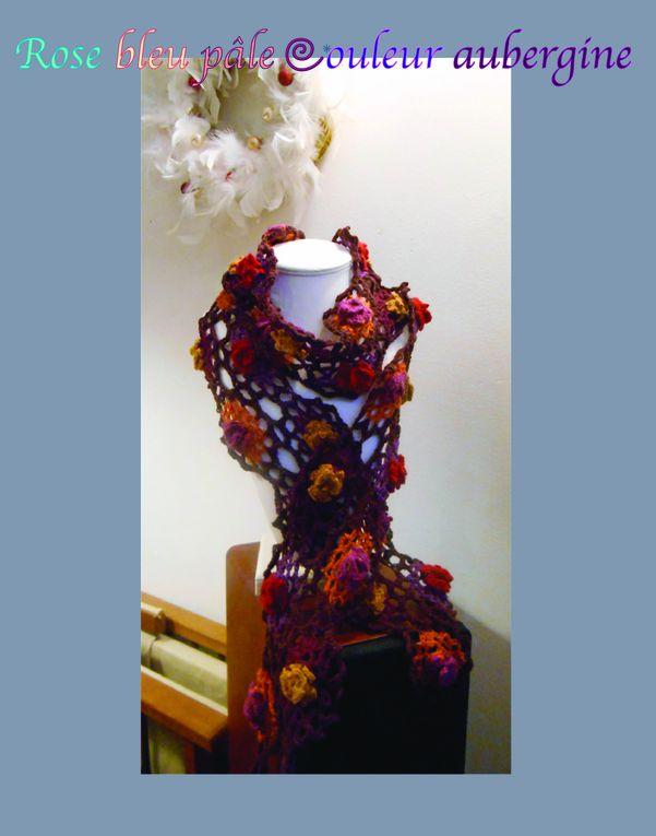 Album - Accessoires-vestimentaires-2(crochet &amp&#x3B; couture)