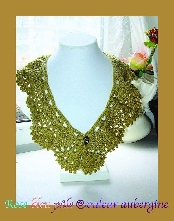 Album - Accessoires vestimentaires 1 (crochet &amp&#x3B; couture)