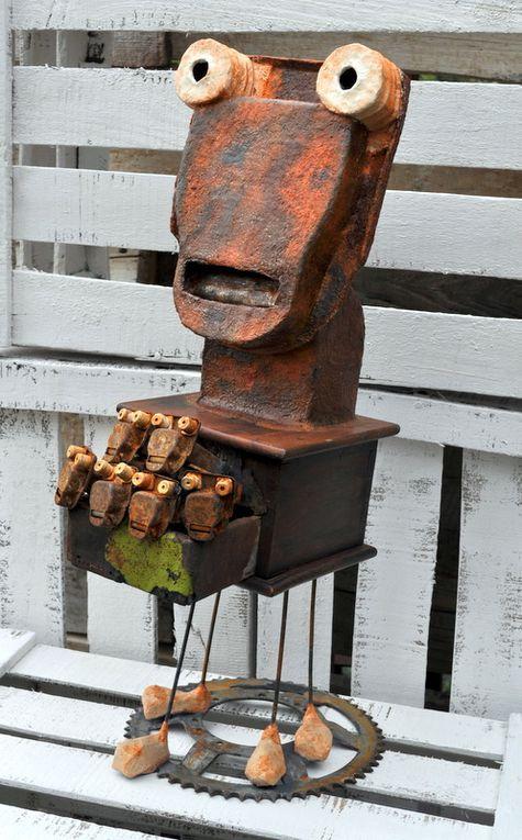 Album - Sculptures 2012