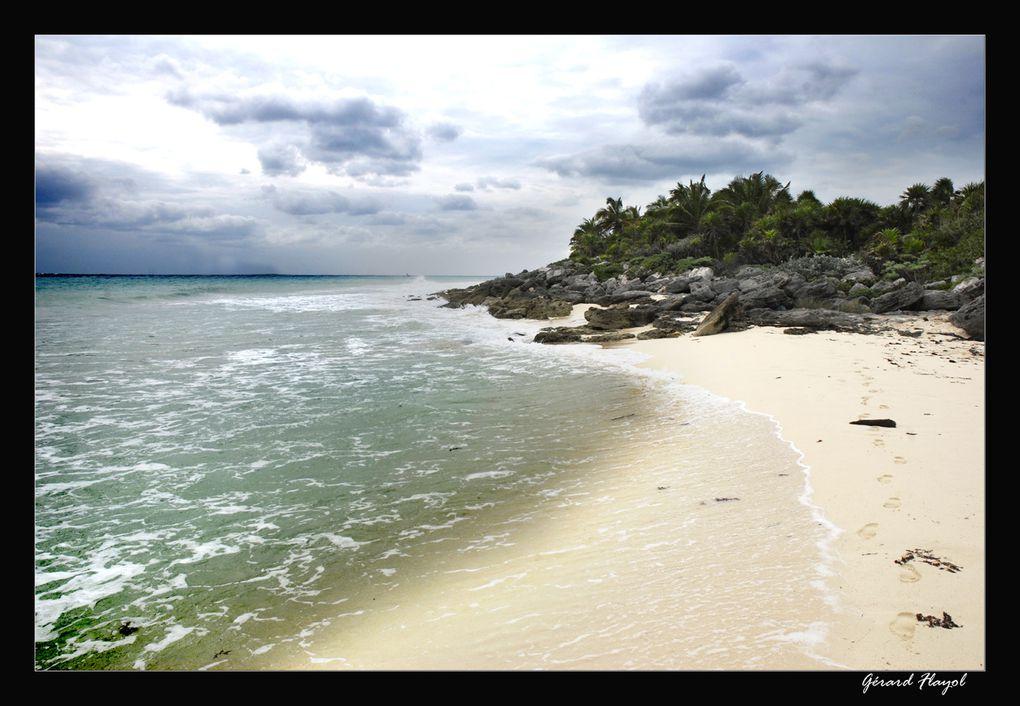 Mer des Caraïbes, temples et habitants Mayas