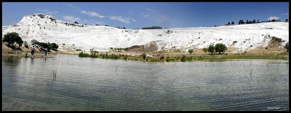 Ces panoramiques sont effectués à partir de collages de plusieurs prises de vues ( de 2 à 4)