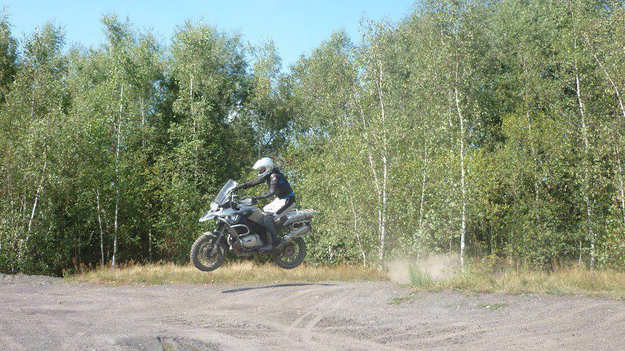 Quelques photos de mon premier GS Challenge à Horebeke.Souvenir inoubliable !