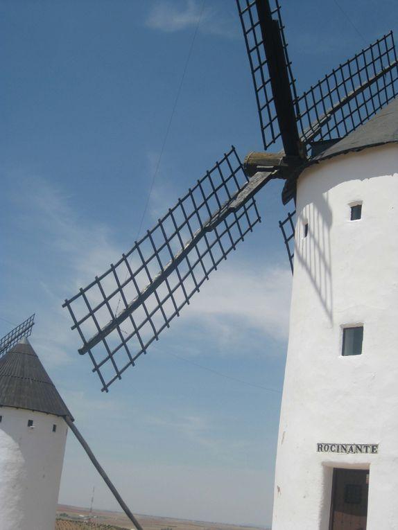 Album - Les-moulins-de-Don-Quichotte
