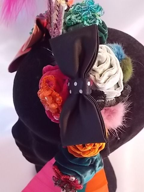 Hats & Fascinator created for a Special Event