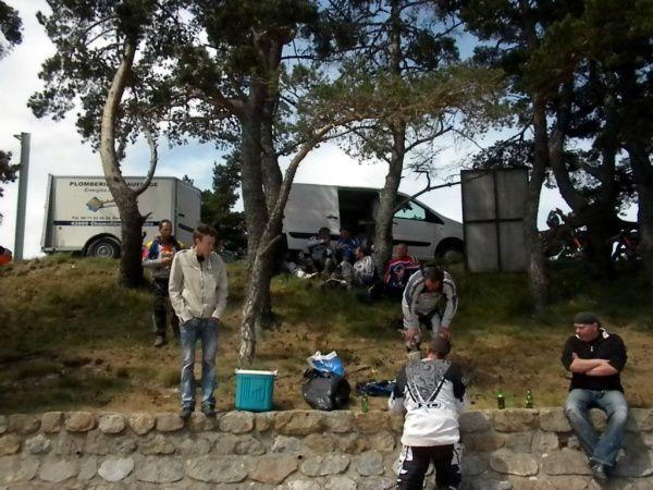 Une virée au lac d'Issarlès : les absents ont toujours tord !
