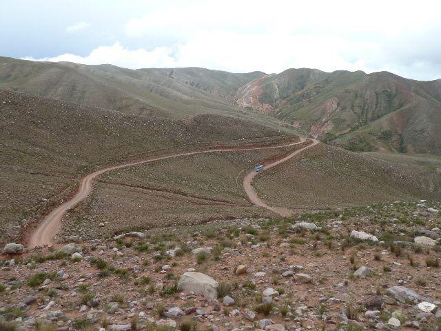 Ruines de Quimes, Tafi del valle, Cafayate, Quebrada de las conchas, Humahuaca et Iruya