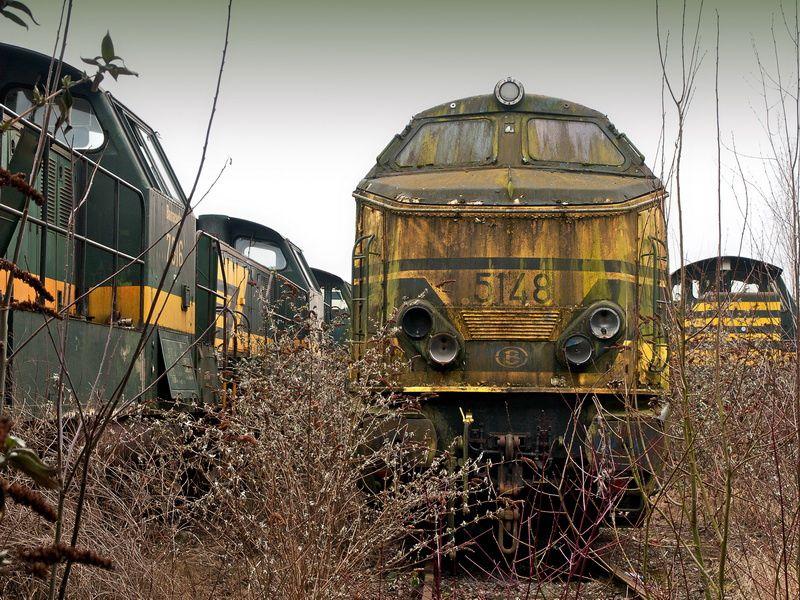 Album - Le-vieux-depot-de-locomotives