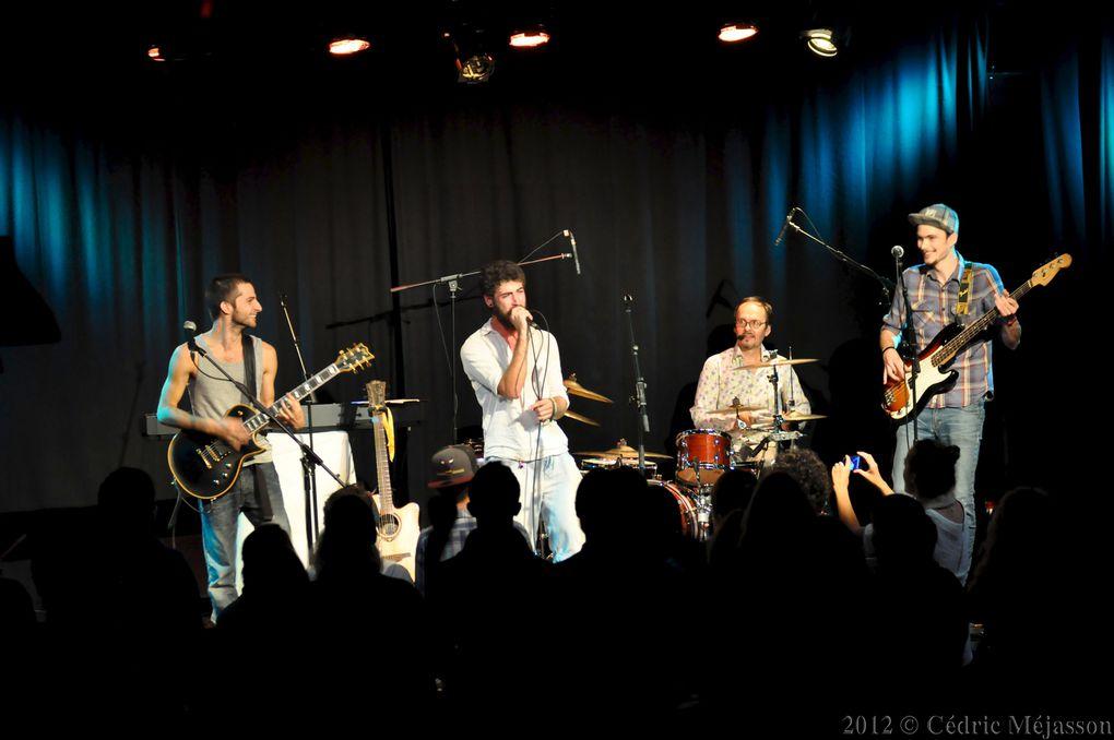 The Sharp à la Royale Factory le 14 septembre 2012