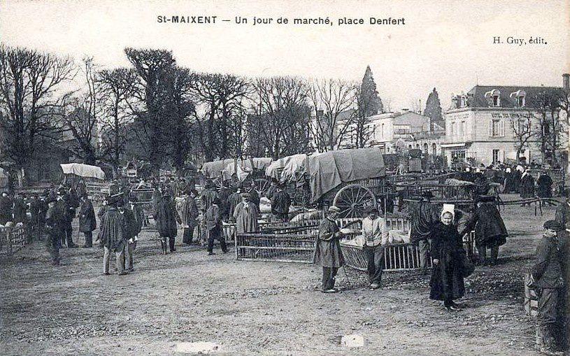 Album - CPA-St-Maixent-l-Ecole
