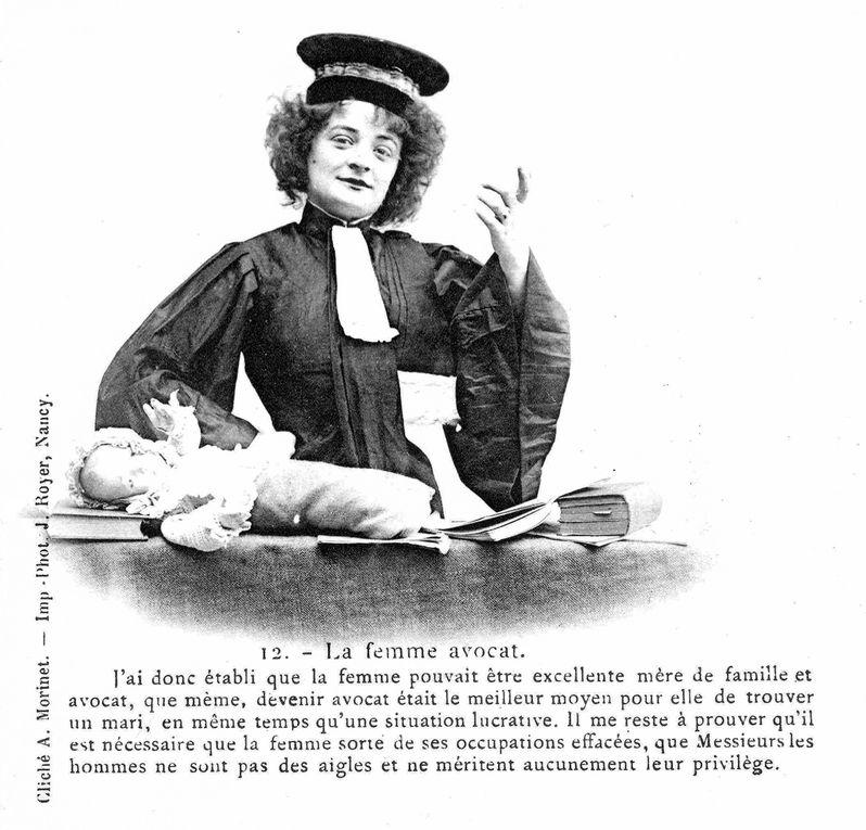 Album - femme-avocate