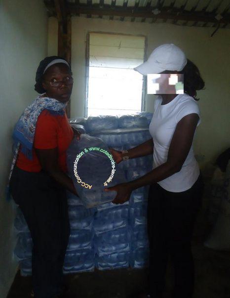 Album - dons-refugies-Ghana