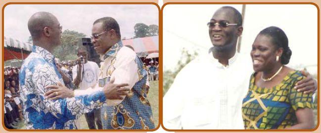Cet album retrace la vie du ministreen tant qu'un homme d'Etat etun véritable père de famille. Des images qui retracent aussi son parcours politique