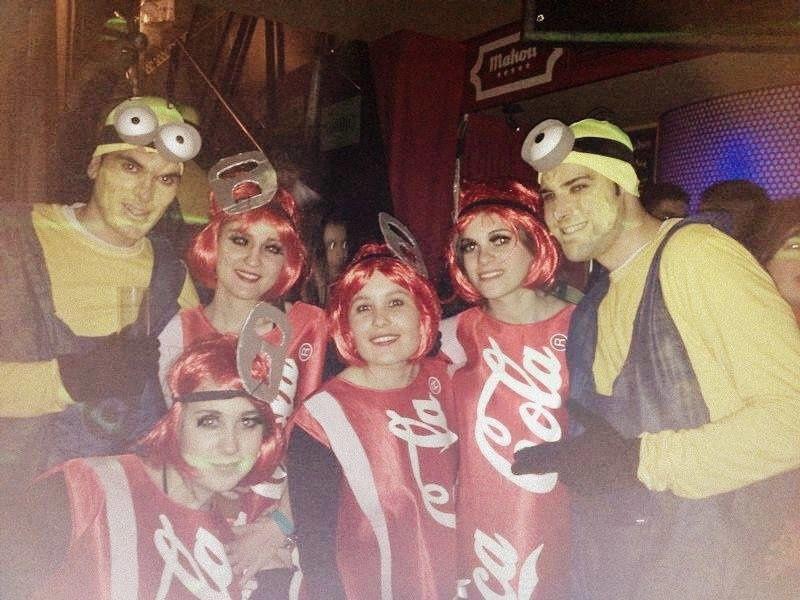 Album - carnavales 2014