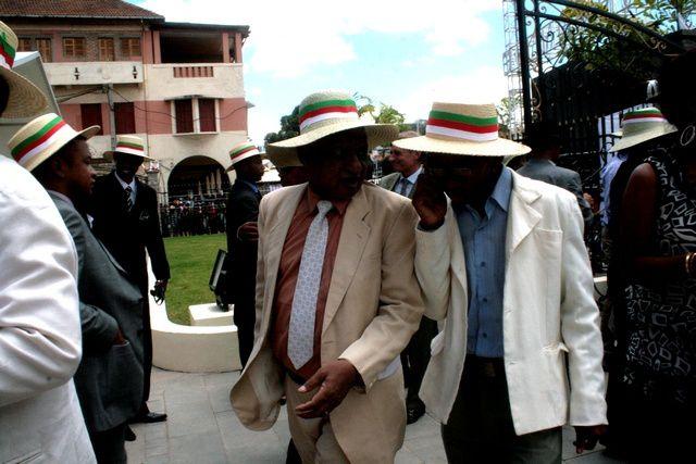 11 décembre 2010. Réinauguration de l'Hôtel de Ville d'Antananarivo. Seconde partie. Photos : Andry Rakotonirainy et Jeannot Ramambazafy