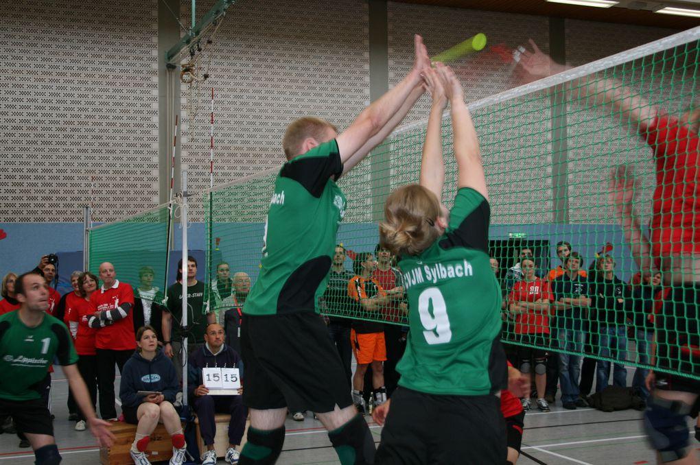 Deutsche-Eichenkreuz-Meisterschaft in Welzheim. 16./17.10.2011