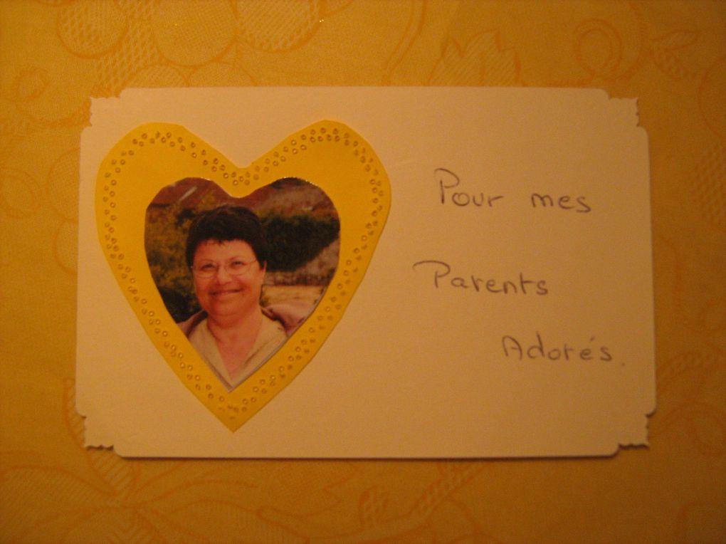 """Carte """"fête des mères"""""""