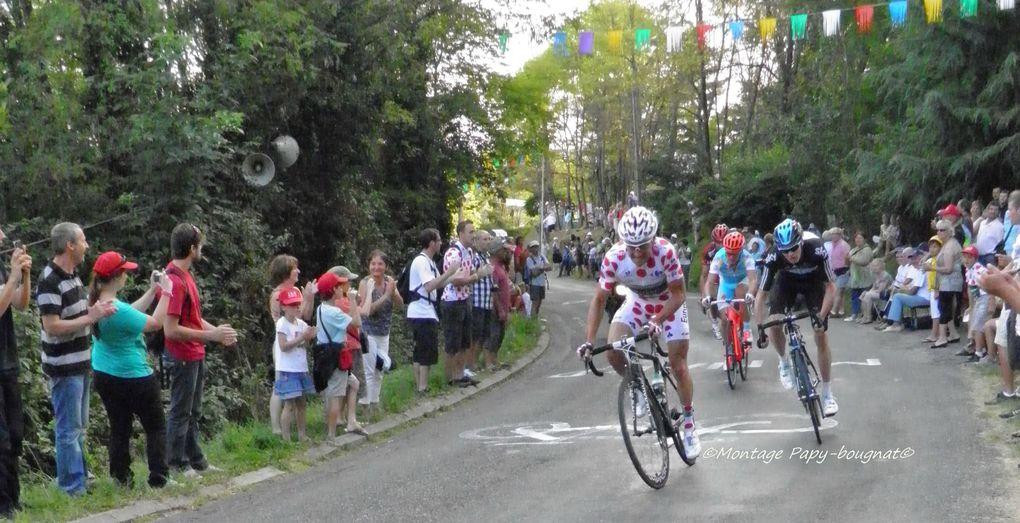 La foule des grands jours………..C'est  sur un circuit de 3km 100 dont la célèbre et renommée côte de Belvès de près de 1km à escalader…..30 fois, voilà ce qui attendait les 37 participants de cette 39 ième édition, du  Bébé de G
