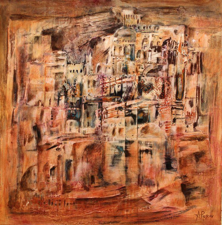Peintures Arlette Pascal