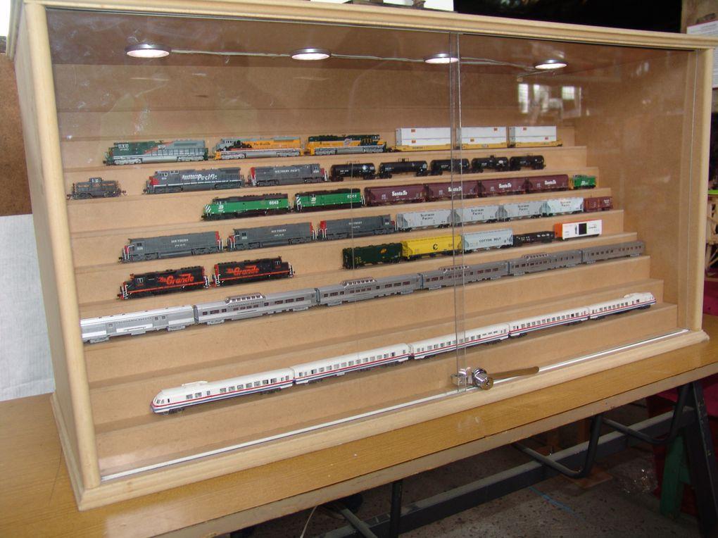 EXPOSITION SUR LES TRAINS DU NOUVEAU MONDE AU MUSE DE LA MINE