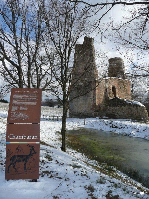 Aperçu du patrimoine des Chambaran