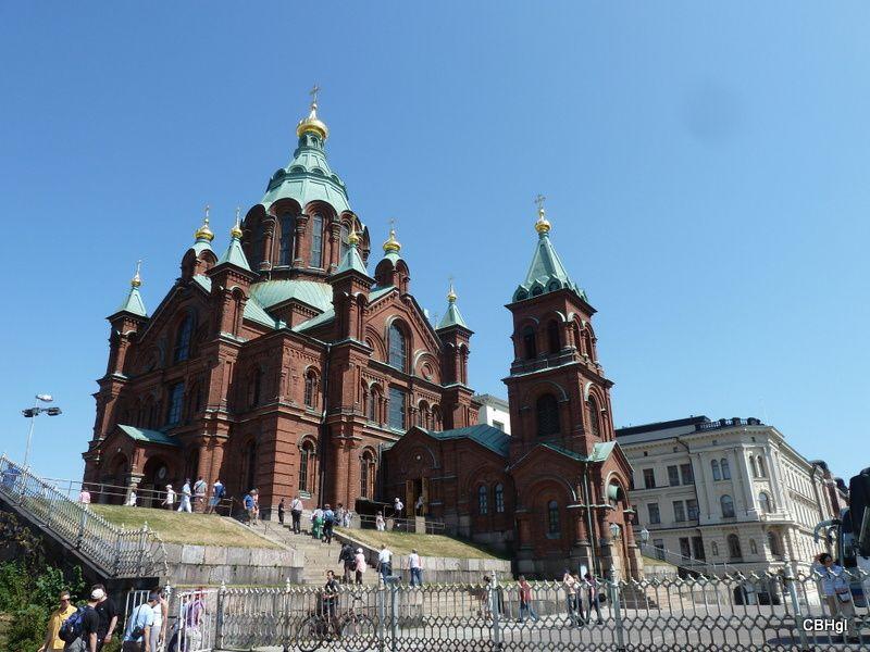 Rétrospective des 12 pays + Laponie traversés lors de notre périple européen de l'été 2013