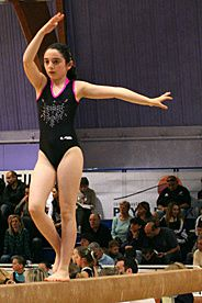 compétition de gymnastique féminine GAF a aix en provence le samedi 16 avril 2011
