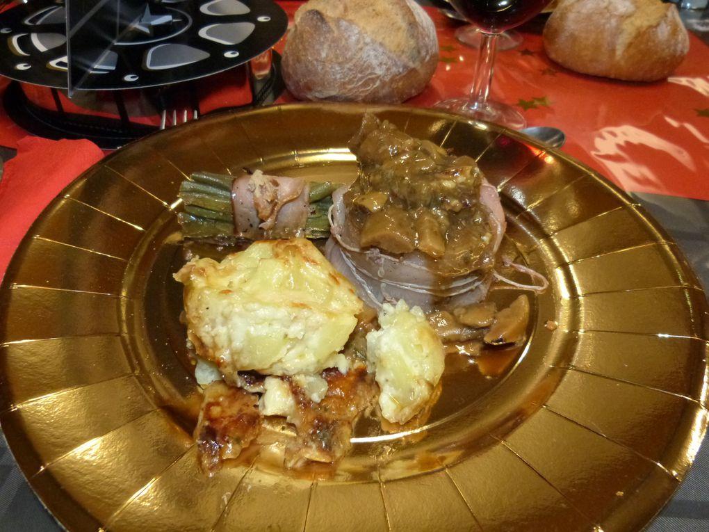 Repas de Noël 2011, le mardi 20 décembre 2011