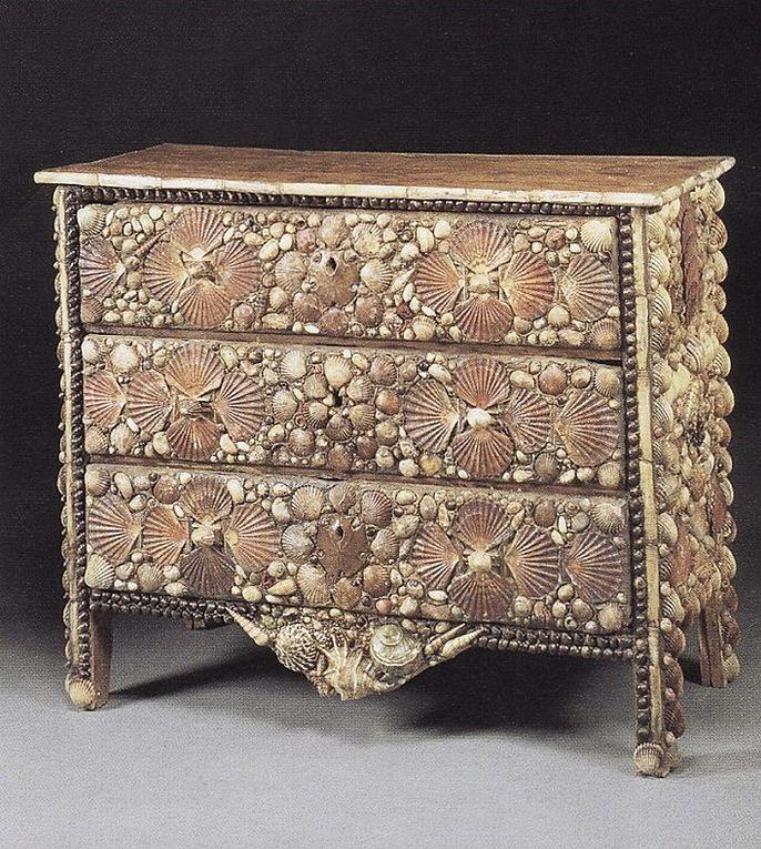 Album - meubles de grotte-et-objets-en-coquillage
