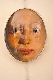 visage captif par Sophie Morisse