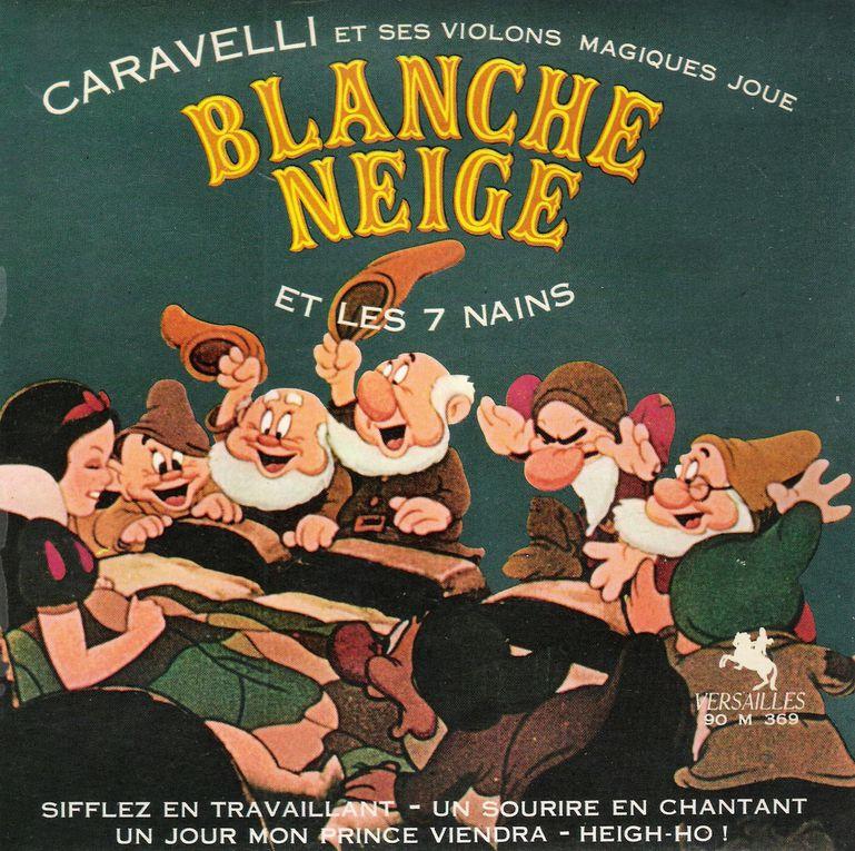 """Tous les 45 Tours des artistes que j'admire : Eva - Véronique Rivière. Mais aussi ma collection de 45 Tours de """"Blanche-Neige"""". Parfois aussi quelques 33 Tours et des CDs... L'album sera enrichi au fur et à mesure de mes articles..."""