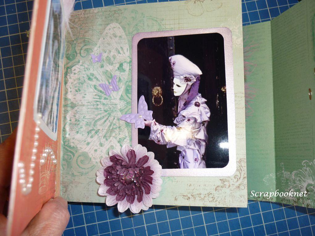 Album - Mini-album-invitation-au-voyage-a-Venise