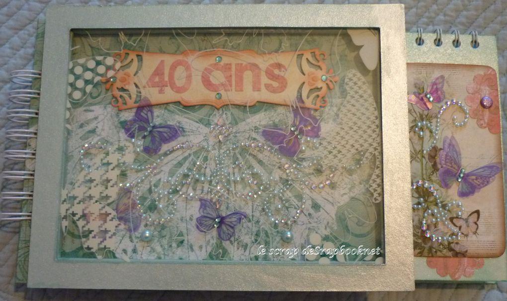 Album - mini-album-40-ans