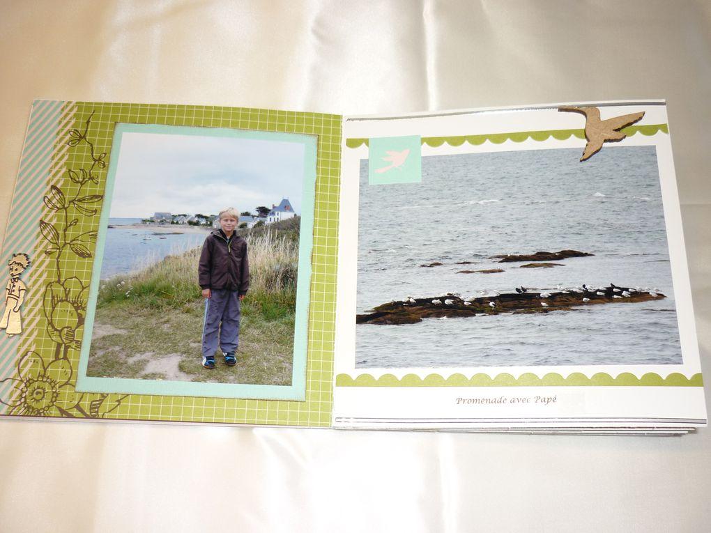 Album - mini-album-vacances-en-Bretagne