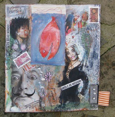 Album - MIXED-MEDIA