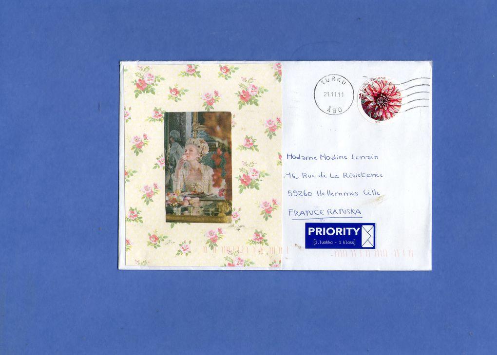 Album - Marie-Antoinette-recues