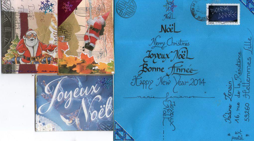 Vœux et Noëls 2011.2012.2013