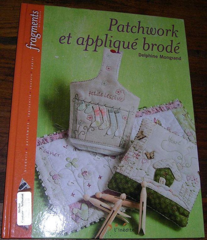 Album - livres-patchwork