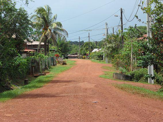 Cacao, village Hmong, est situé à 70 km de Cayenne, en pleine jungle. Arrivés en Guyane dans les années 70, les Hmong sont parmi les meilleurs agriculteurs de Guyane. Photos (c) Brittia Guiriec